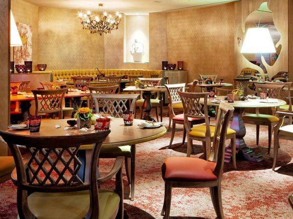 Tschuggen Grand Hotel La Collina