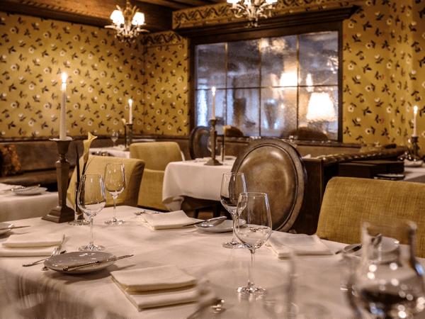Tschuggen Grand Hotel La Vetta