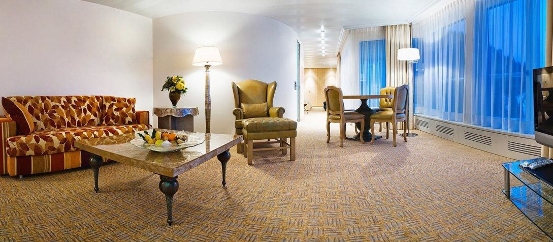 Tschuggen Grand Hotel Loft Suites