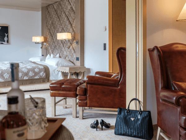 Tschuggen Grand Hotel Suites