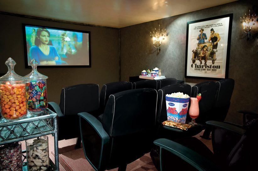 Twelve Apostles Hotel And Spa Cinema
