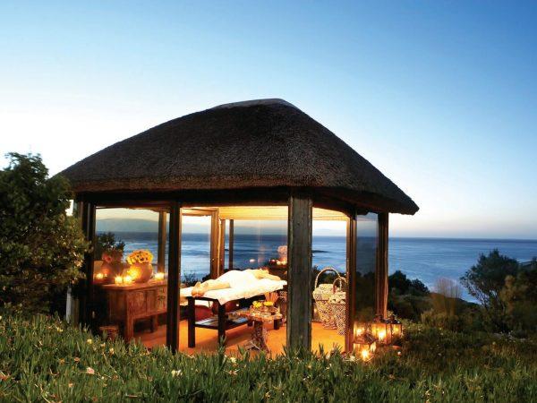 Twelve Apostles Hotel And Spa Outdoor Massage Gazebo