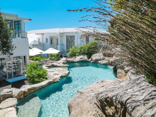 Twelve Apostles Hotel And Spa Rock Pool
