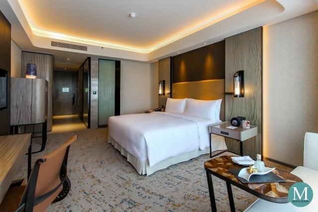 Conrad Twin Executive Room Lounge Access