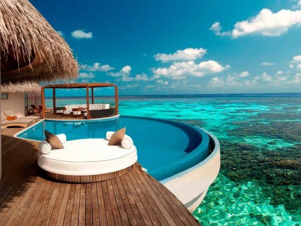 W Maldives Overwater Villa
