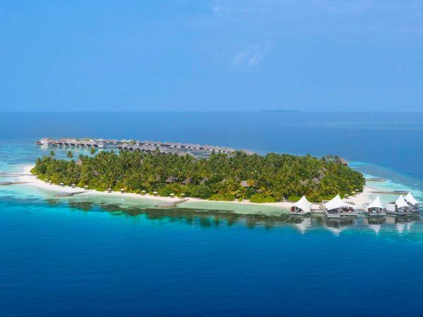 W Maldives Panorama
