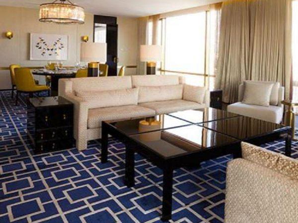 Waldorf Astoria Beijing Ambassador Suite.