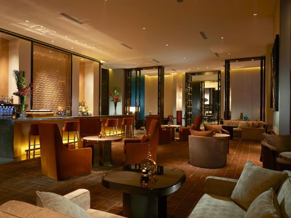 Waldorf Astoria Beijing Bar