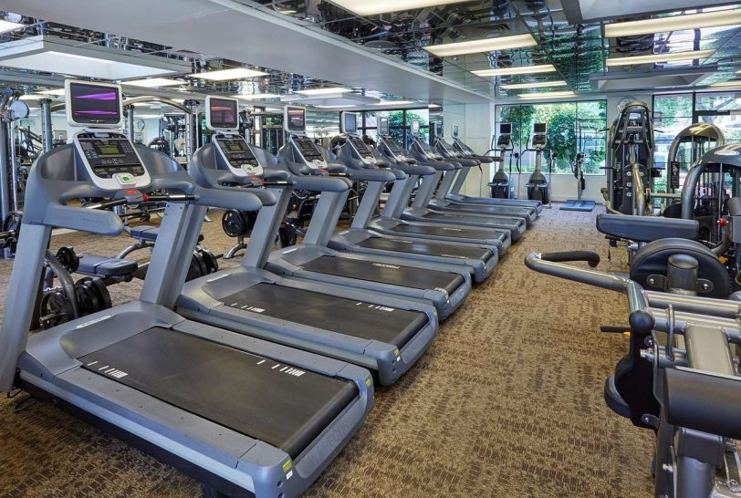 Waldorf Astoria Beijing Gym