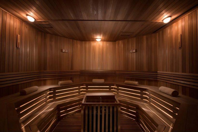 Waldorf Astoria Beijing Hutong Villa Private Sauna