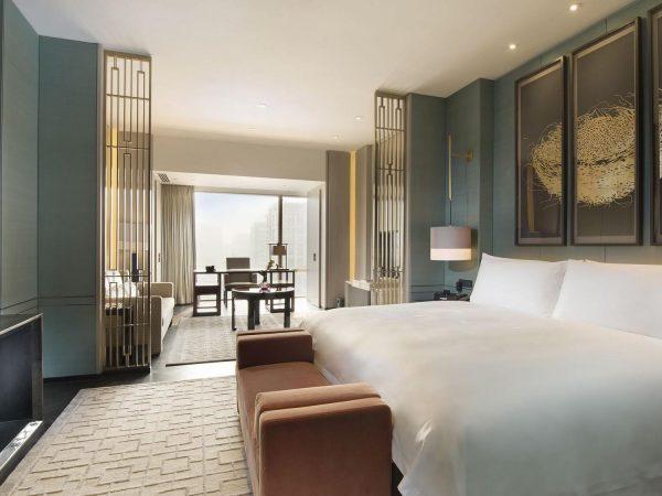 Waldorf Astoria Beijing King Premier Room