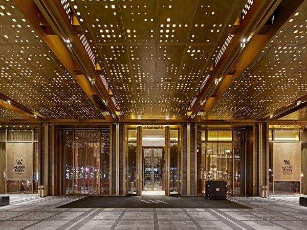 Waldorf Astoria Beijing Lobby Area