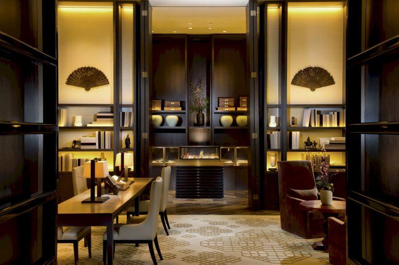 Waldorf Astoria Beijing Patisserie Couture