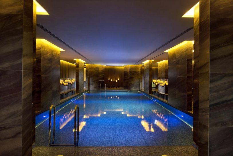 Waldorf Astoria Beijing Pool