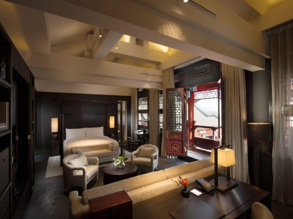 Waldorf Astoria Beiling Hutong Two Bed Room Suite