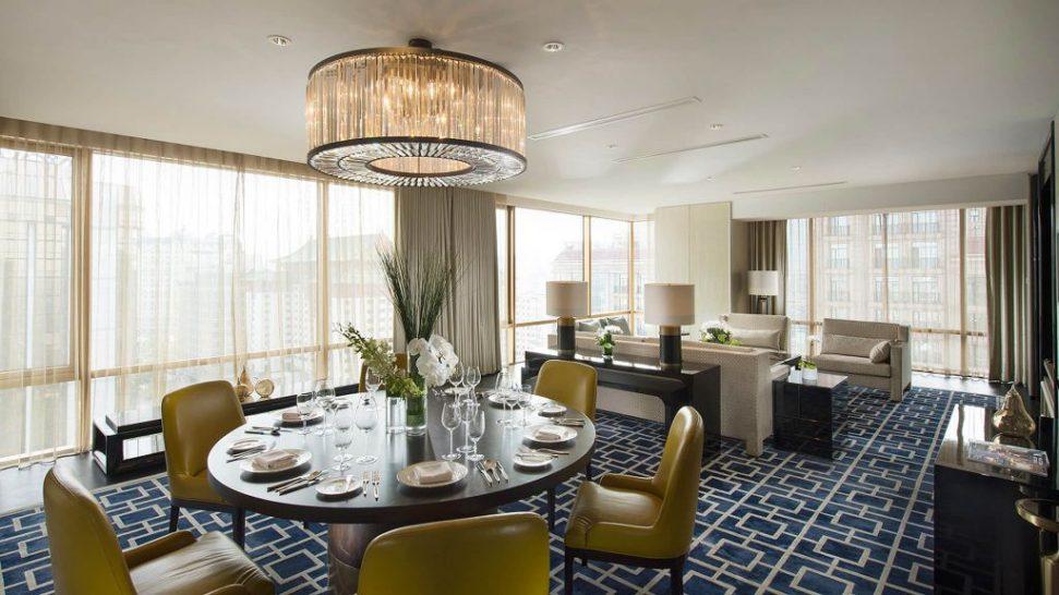 Waldorf Astoria Beiling Presidential Suite