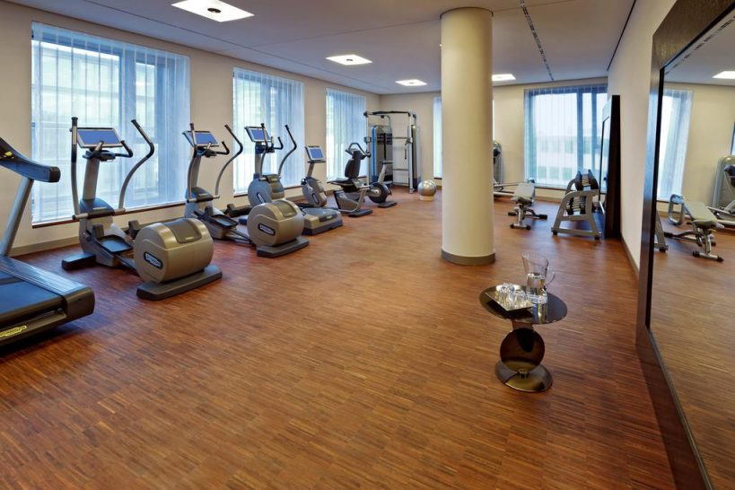 Waldorf Astoria Berlin Gym