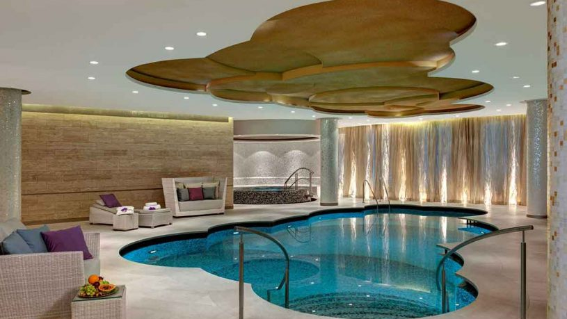 Waldorf Astoria Berlin Pool