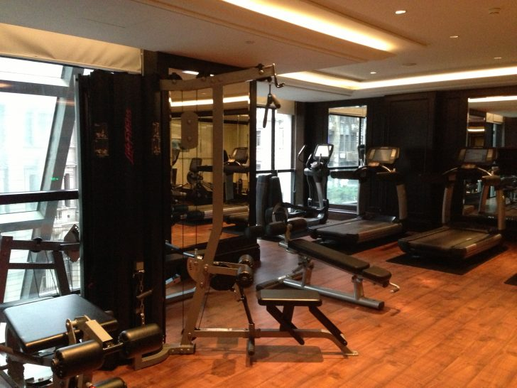 Waldorf Astoria Shanghai On The Bund Gym