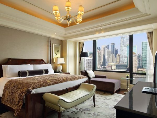 Waldorf Astoria Shanghai On The Bund Noble Suite