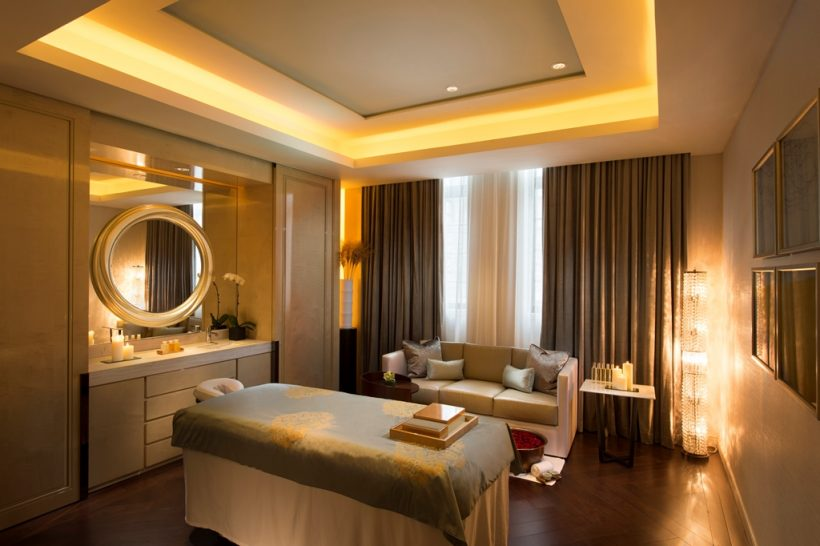 Waldorf Astoria Shanghai On The Bund Spa