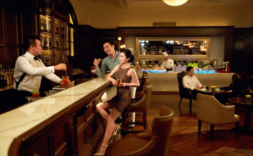 Waldorf Astoria Shanghai on the Bund The Long Bar