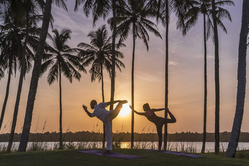 Shangri La Hambantota Sri Lanka Yoga