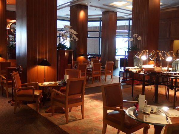 Conrad Centennial Singapore Lobby Lounge