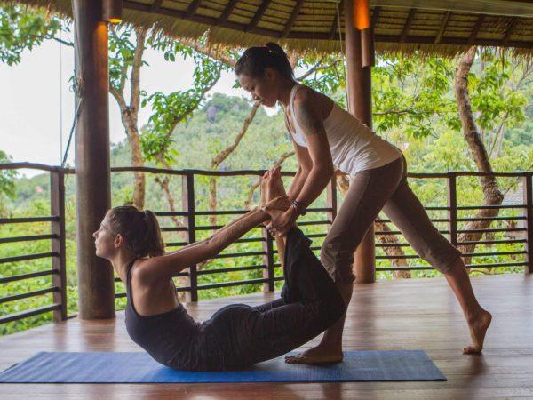 kamalaya Koh Samui Pilates