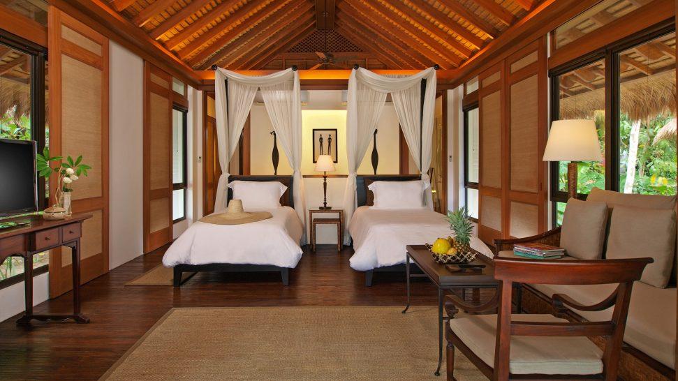 Pangulasian Island Resort Beach Villa