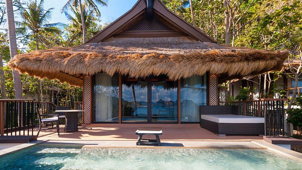 Pangulasian Island Resort Pool Villa