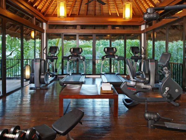 Pangulasian Island Resort Gym