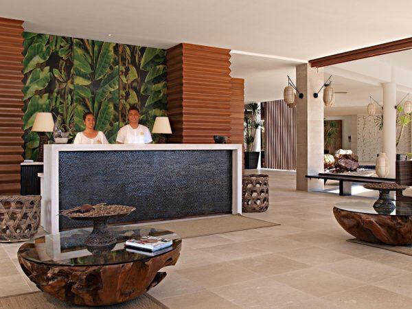 Pangulasian Island Resort Lobby