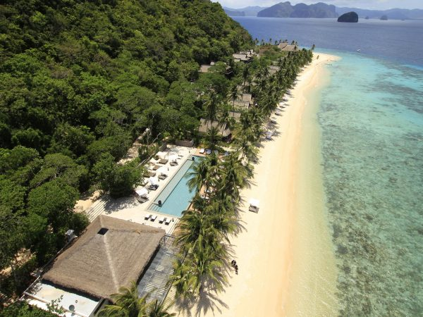 Pangulasian Island Resort Outer View