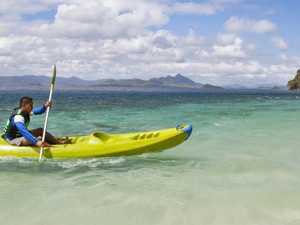 Pangulasian Island Resort Water Sport