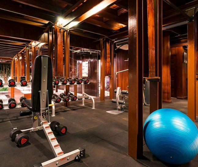 137 Pillars House Chiang Gym