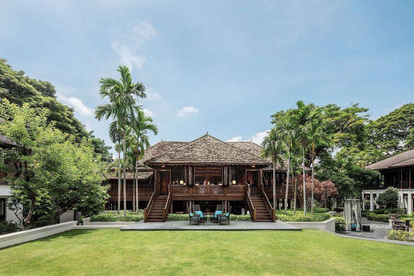 137 Pillars House Chiang Mai