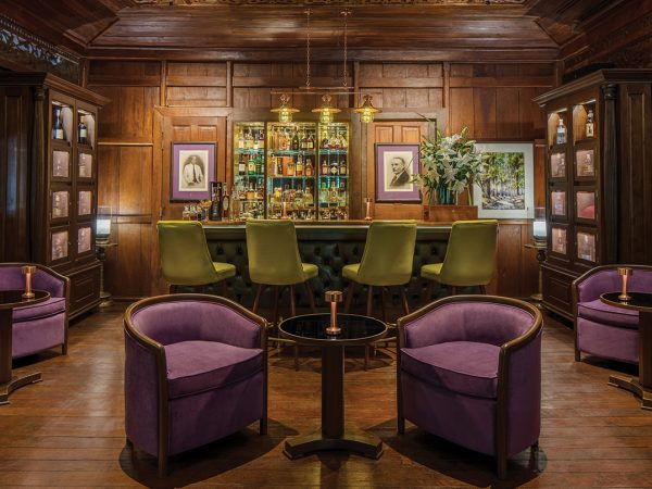 137 Pillars House Chiang Mai Jack Bains Bar