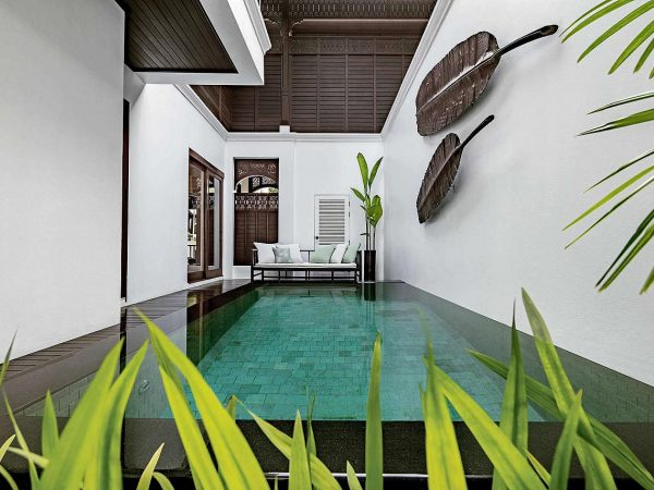 137 Pillars House Chiang Mai Louis Leonowens Pool