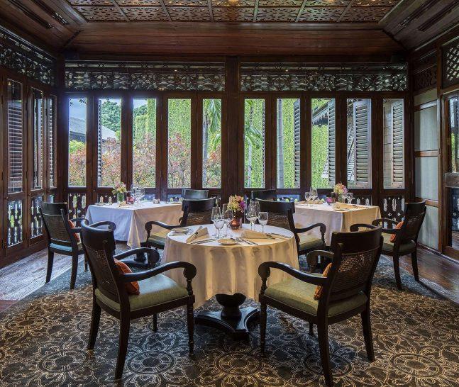 137 Pillars House Chiang Mai Palette Restaurant