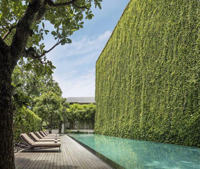 137 Pillars House Chiang Mai Pool