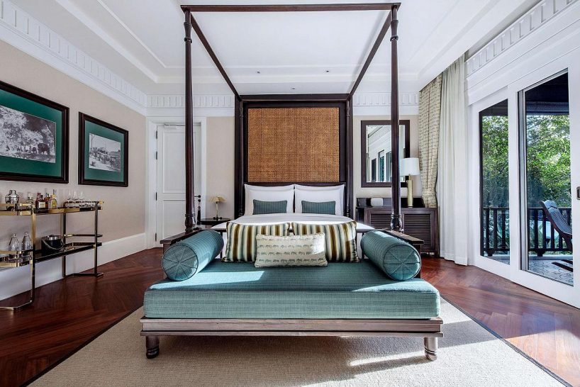 137 Pillars House Chiang Mai Rajah Brooke Suite
