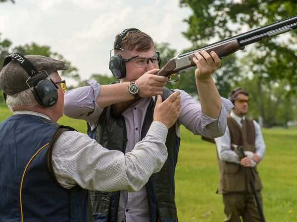 Adare Manor Clay Pigeon Shooting