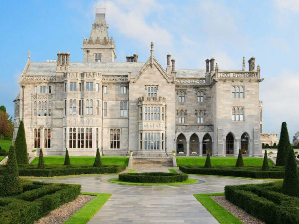 Adare Manor Exterior View