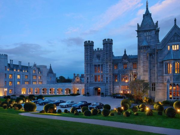 Adare Manor Night View