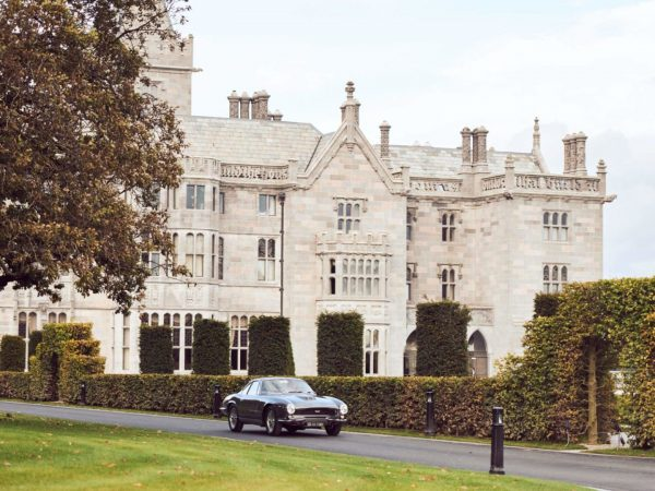Adare Manor Outside View