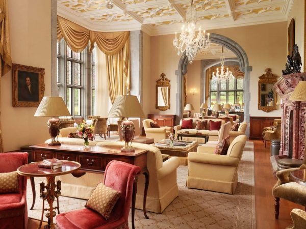 Adare Manor The Drawing Room