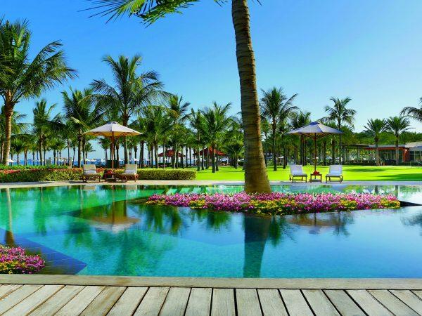 Al Bustan Palace A Ritz Carlton Hotel Al Bustan Lagoon Room