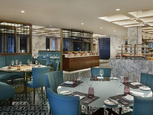 Al Bustan Palace A Ritz Carlton Hotel Al Khiran Kitchen