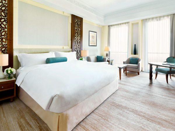Al Bustan Palace A Ritz Carlton Hotel Deluxe Mountain View